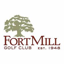 Fort Mill GC  August 26, 2018