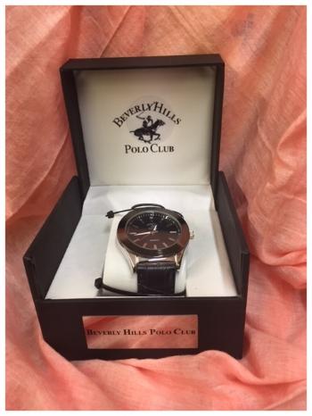 Beverly Hills Polo Club Watch - Sponsored by J. Hyman