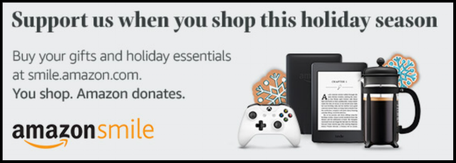 Shop    for everyone on your gift list this holiday at    AMAZON    and Amazon donates to part of proceeds to Women's Resource Center of Florida, Inc.