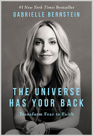 """""""The Universe Has Your Back"""" is recommended to all of our mentors, and especially to our Masters mentors who are teaching """"Inner BFF."""" WE LOVE THIS BOOK!!! It can be found on Amazon (linked here) and Audible. 🌟"""