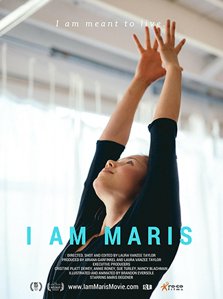 """""""I Am Maris'"""" is the inspiring story of a teen girl who has battled a life-threatening eating disorder and depression. She discovered her inner strength through yoga, and now she helps teens around the world. """"I Am Maris"""" can be found on Netflix. 🌟"""