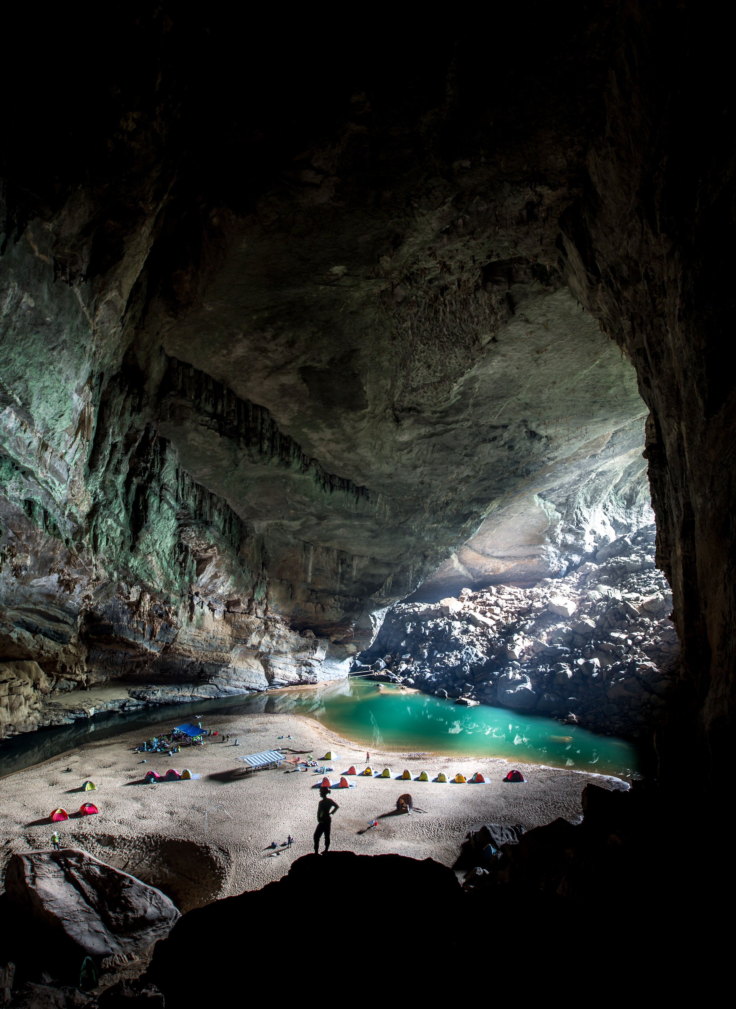 Taking Brands into the right environment is key storytelling - BTS Hang Son Doong Vietnam