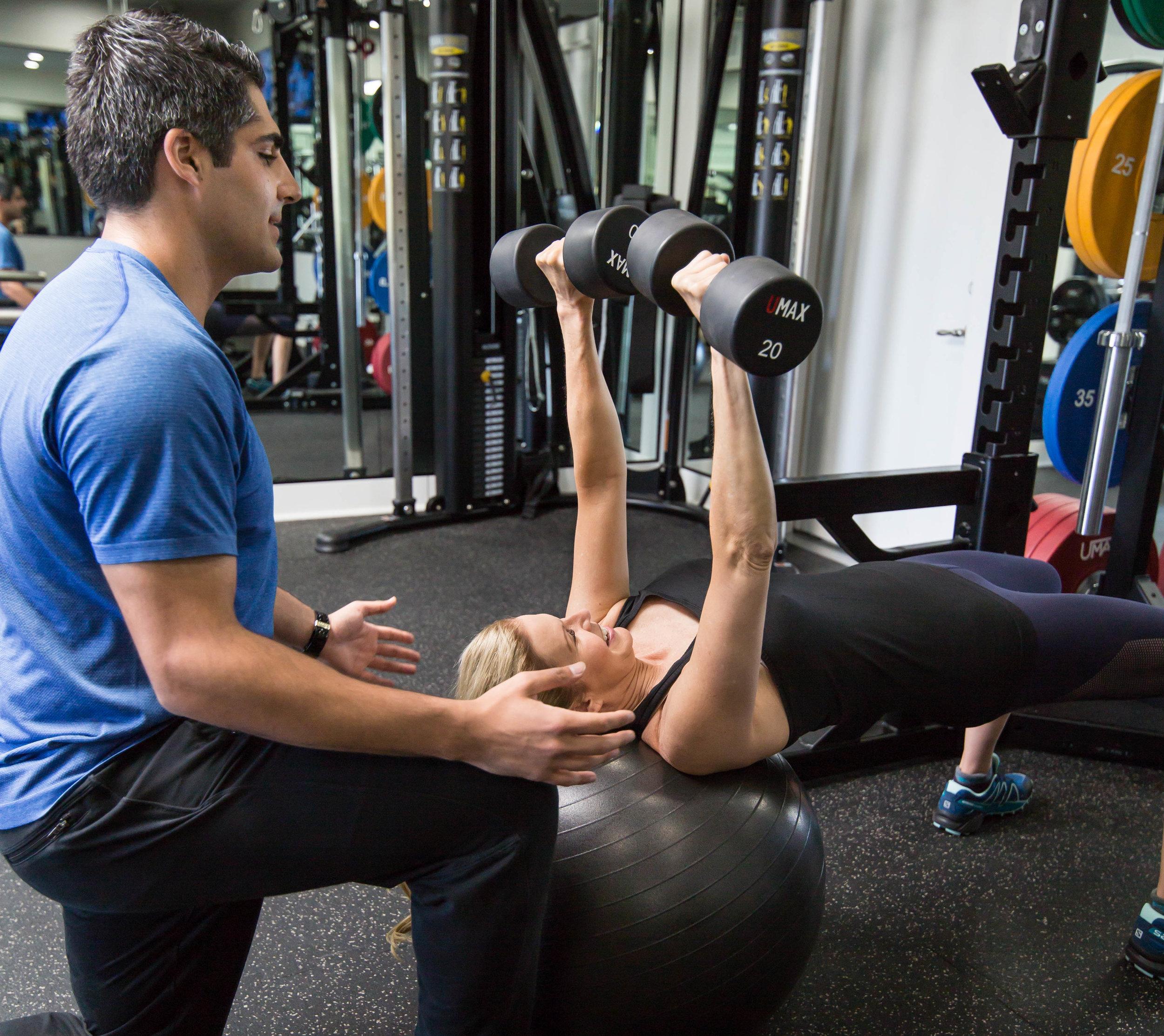 SR Fitness -