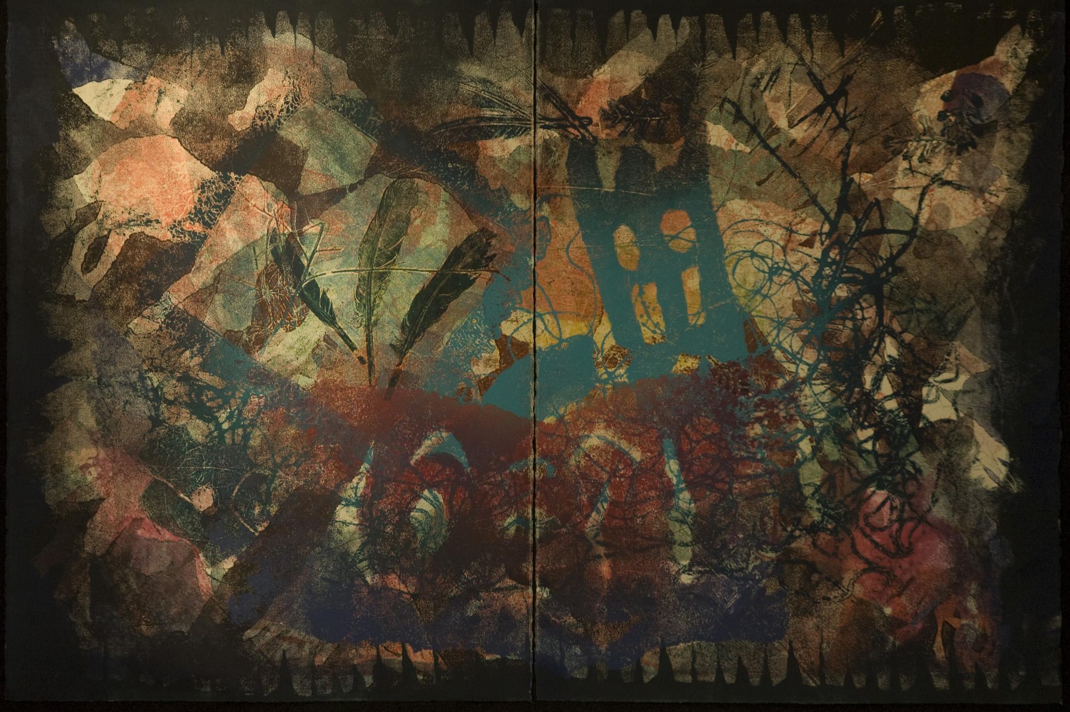 """Aboriginal Tapestry"""
