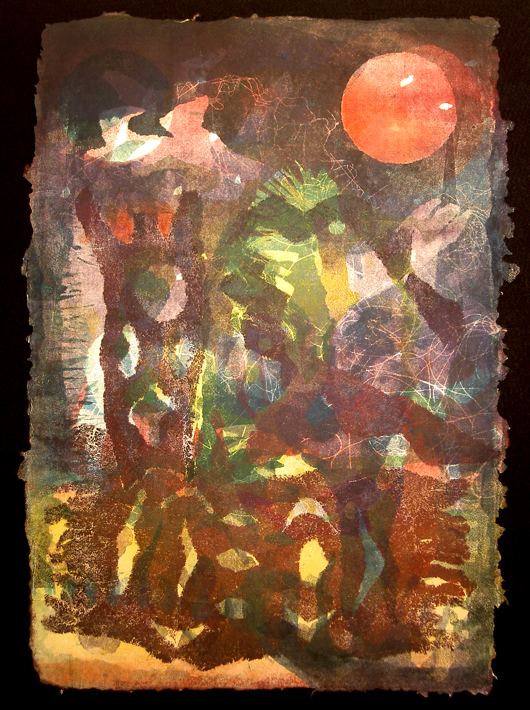 """Red Moon Revelry"""
