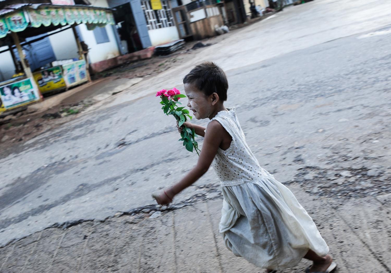 Kyaikto Burma