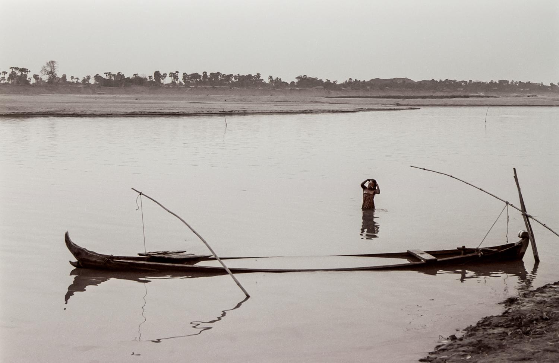 Ayeyarwady River Burma