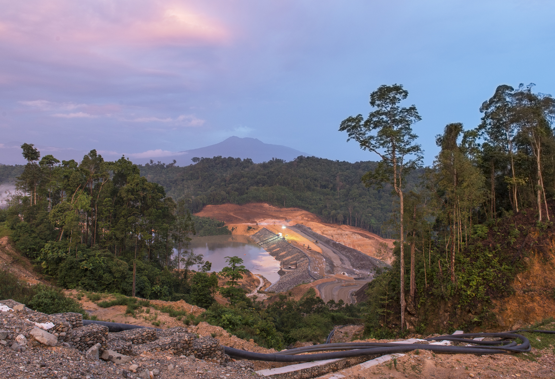 Gold MIne Indonesia