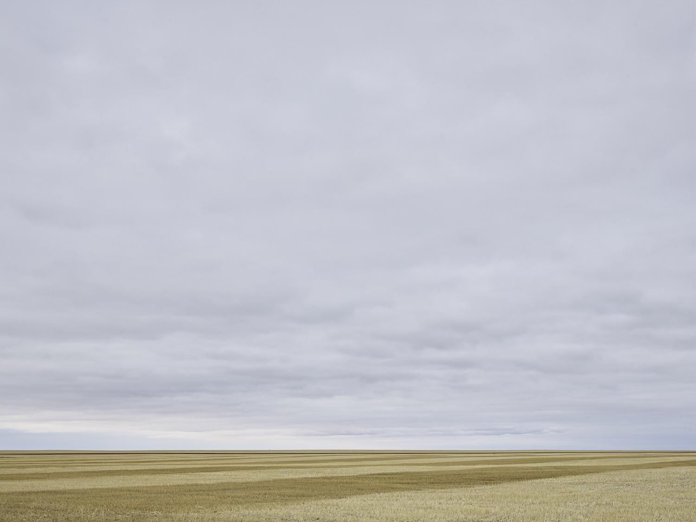 cleared 09, South of Belle Plaine, Saskatchewan, Canada, 2017