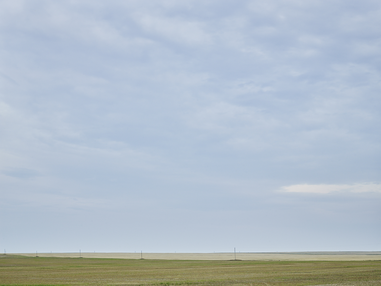 cleared 15, South west of Regina, Saskatchewan, Canada, 2017