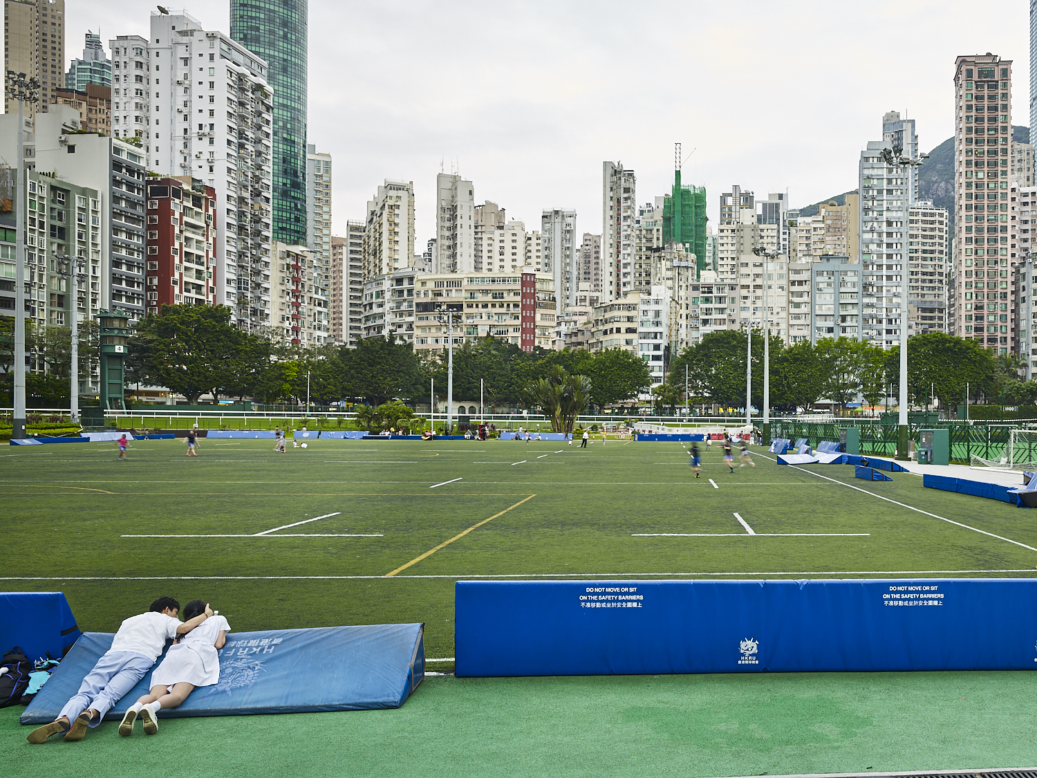 Happy Valley, Hong Kong, 2017