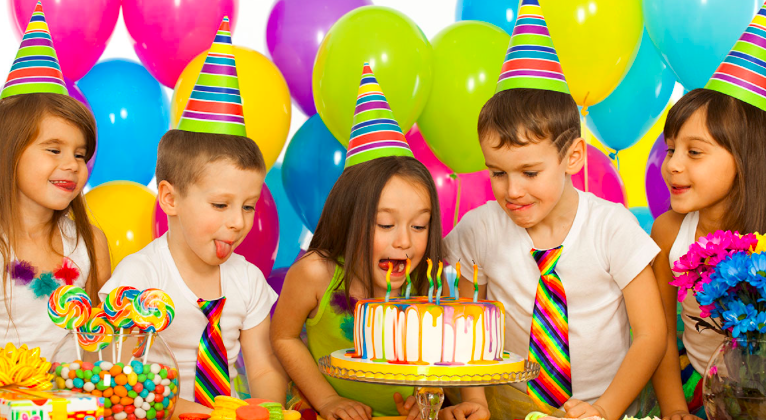 Make your son or daughter's sports dreams come true with a party at Five Tool Training!