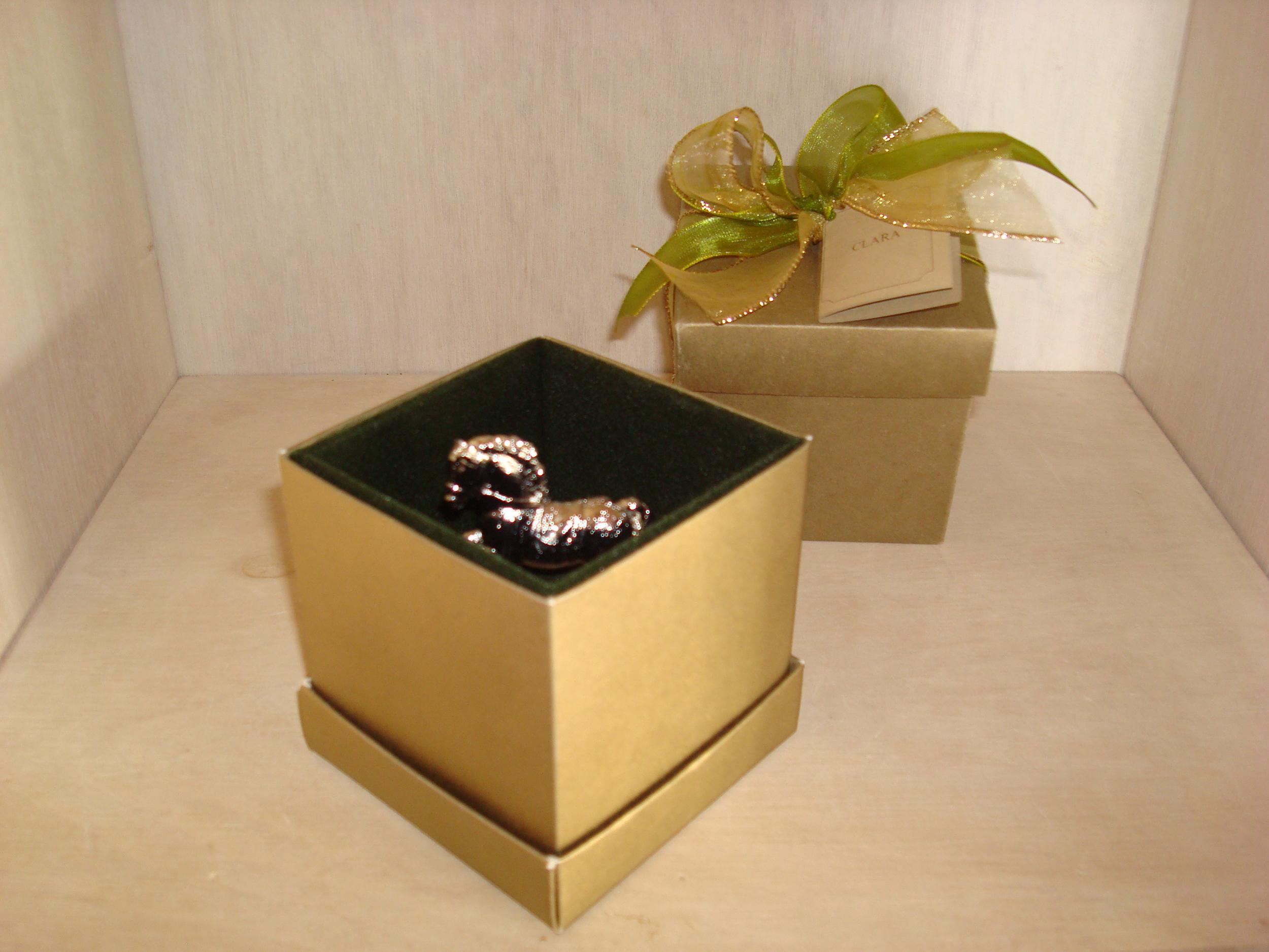 Cavalinho de Prata: R$95,00