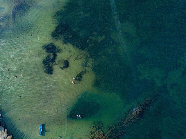 Shallow #blue #lagoons  #explore #aquaoutback #ocean #kayak #sail #kiteboarding  @aquaoutback
