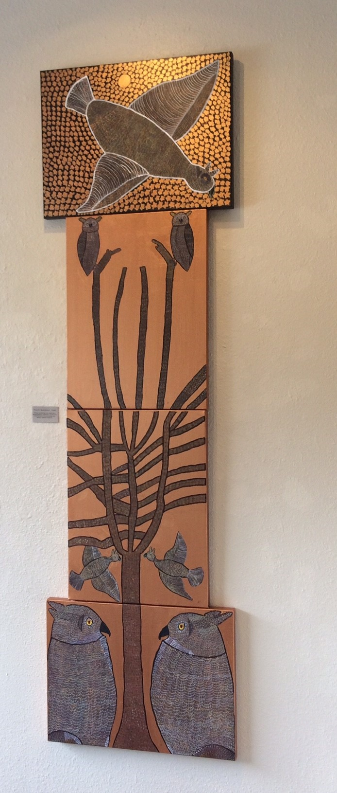 Copper tree series at arts guild Oct 2018.jpg