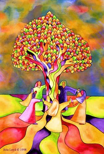 By Rita Lloyd of www.nurturingart.com