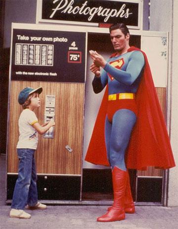 SUPERMAN! (Obvi)