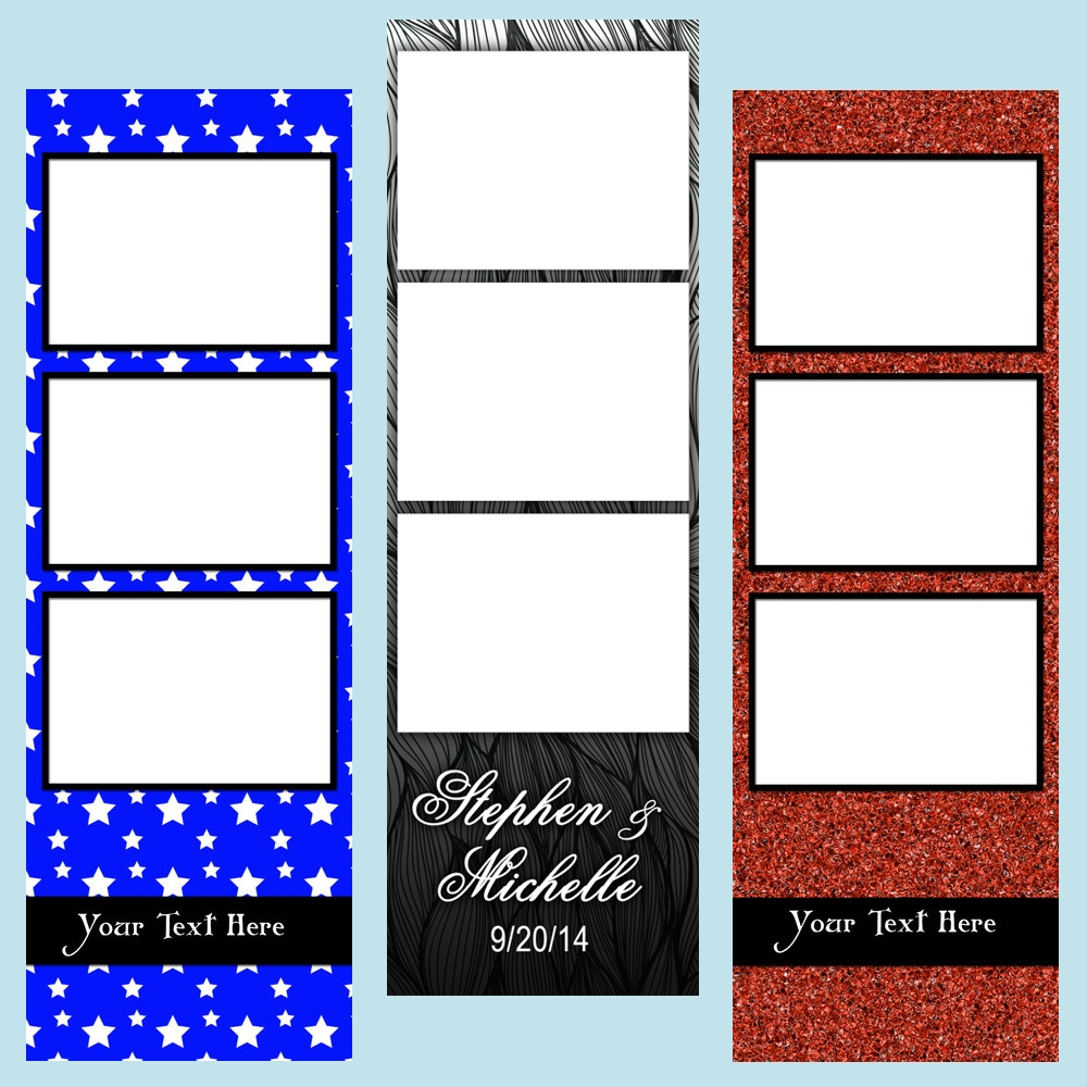 All Occasion Templates - Weddings, birthday parties, anniversary parties and more
