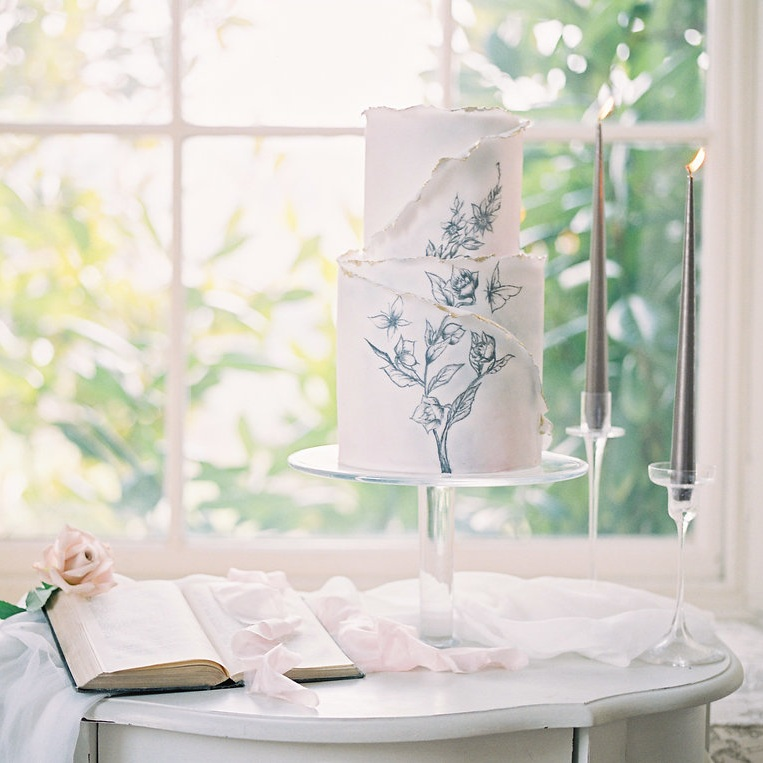 ROMANCE COLLECTION  Beautifully romantic inspiration, simply fine, luxe and lovely.