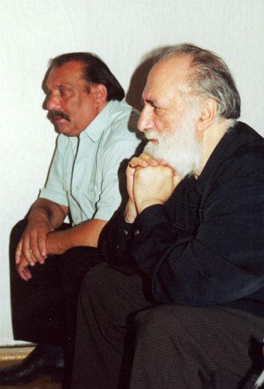 Борис Жуков-Иванэску и Владислав Деметер