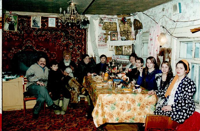 Дом Макаровых
