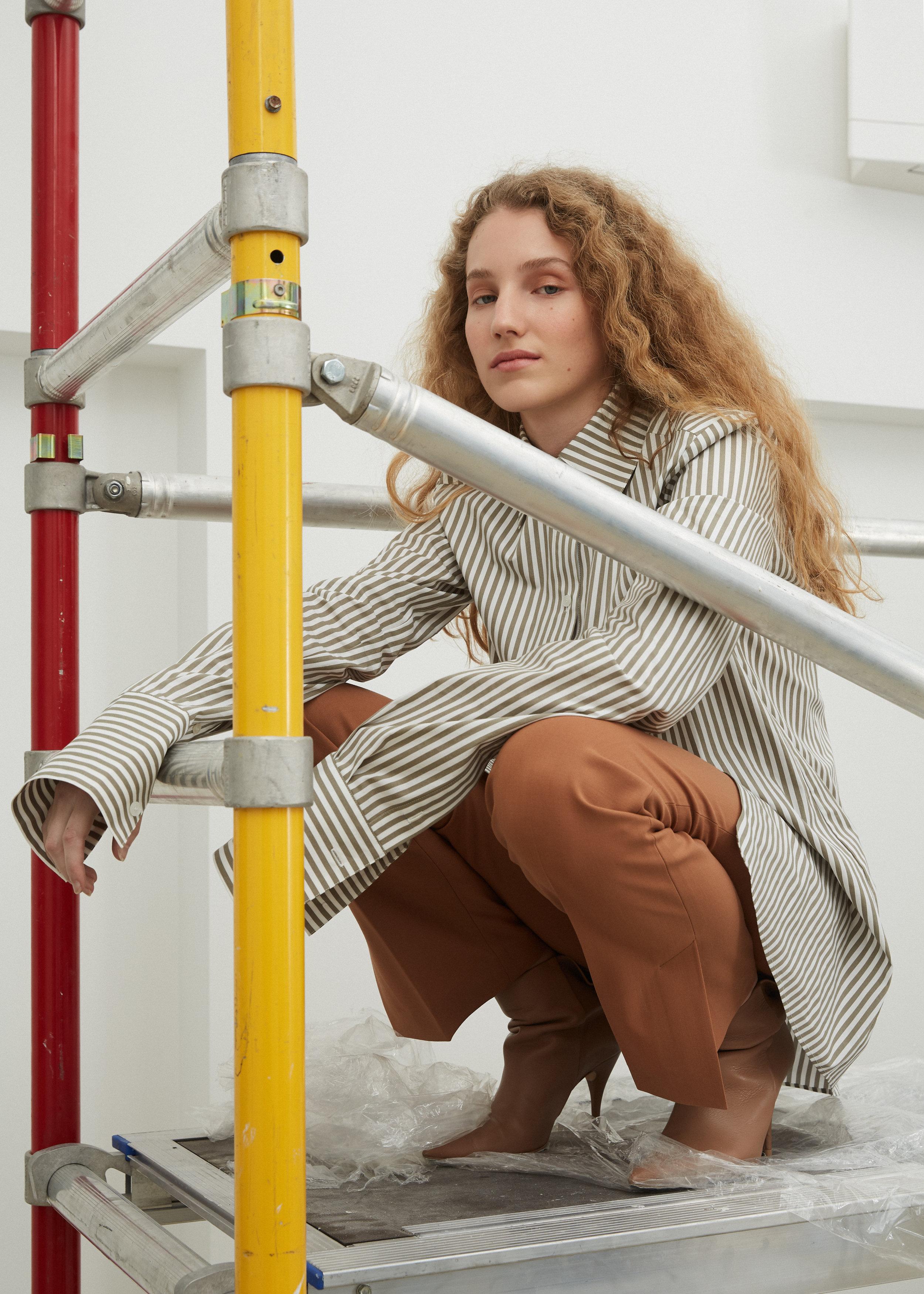 Anna Tichonchuk for Ieva Daugirdaite SS19