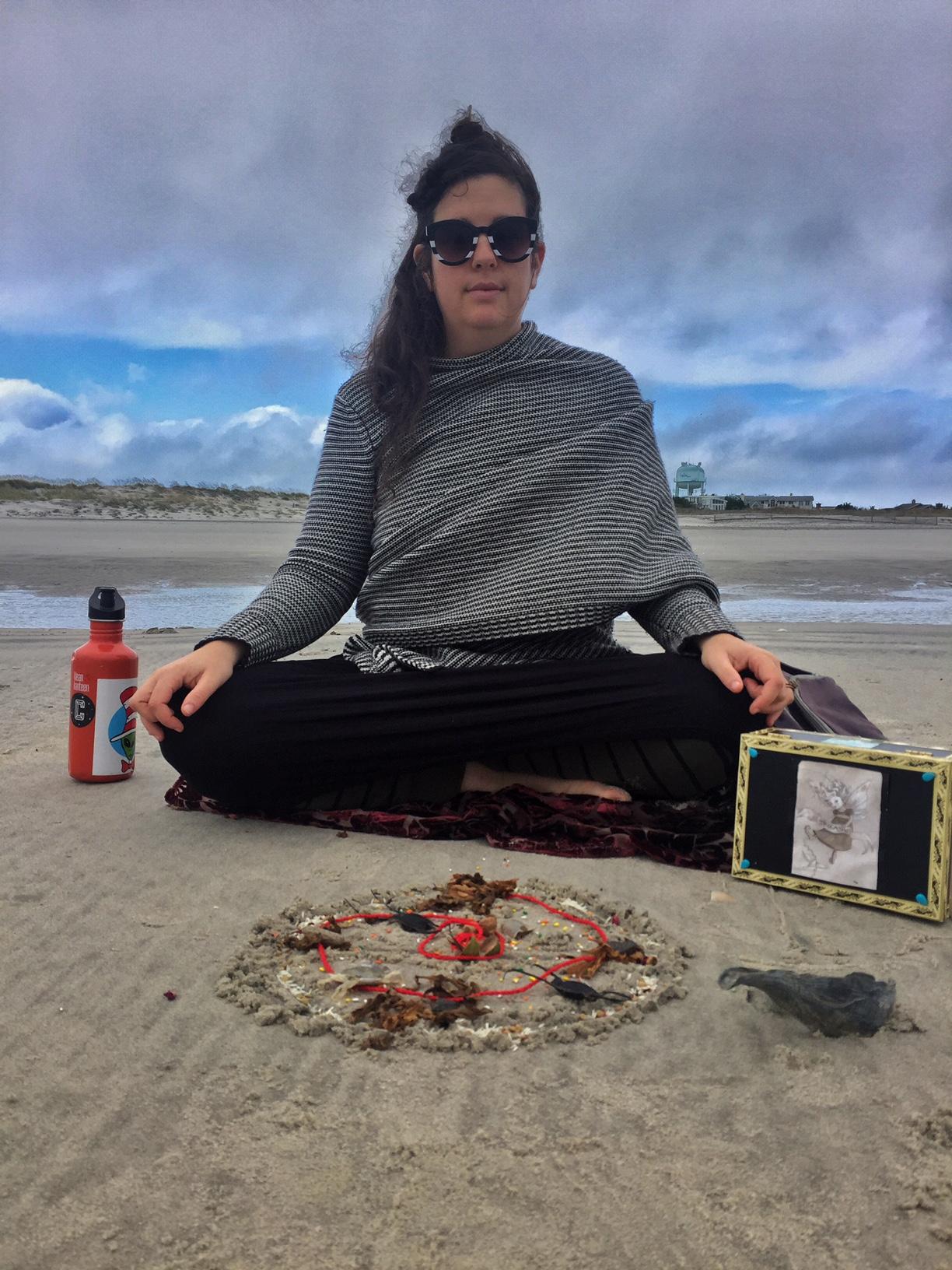 amy mermaid isakov shamanic practitiner