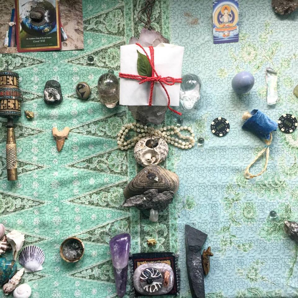 mask making ritual