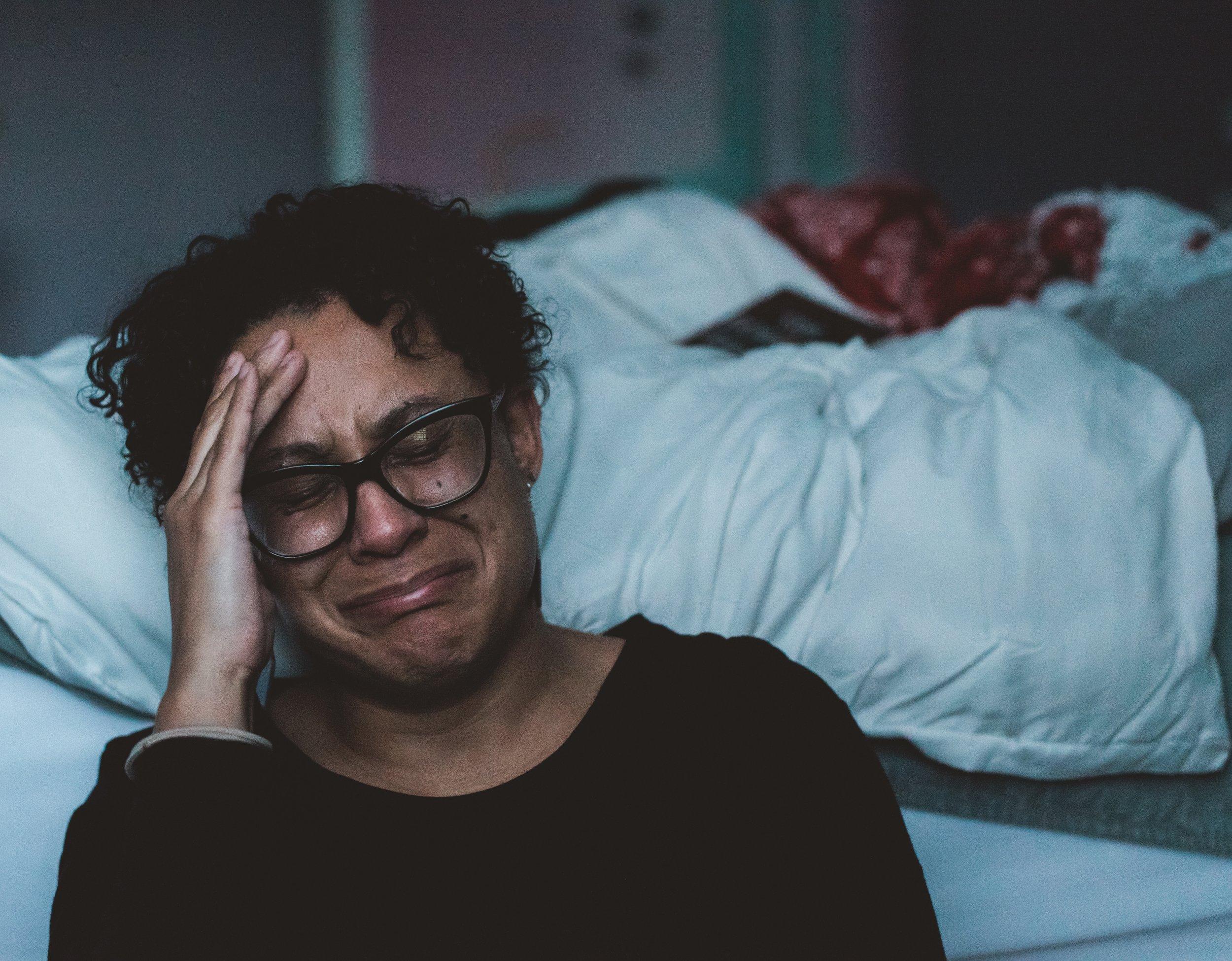 despair and acupuncture