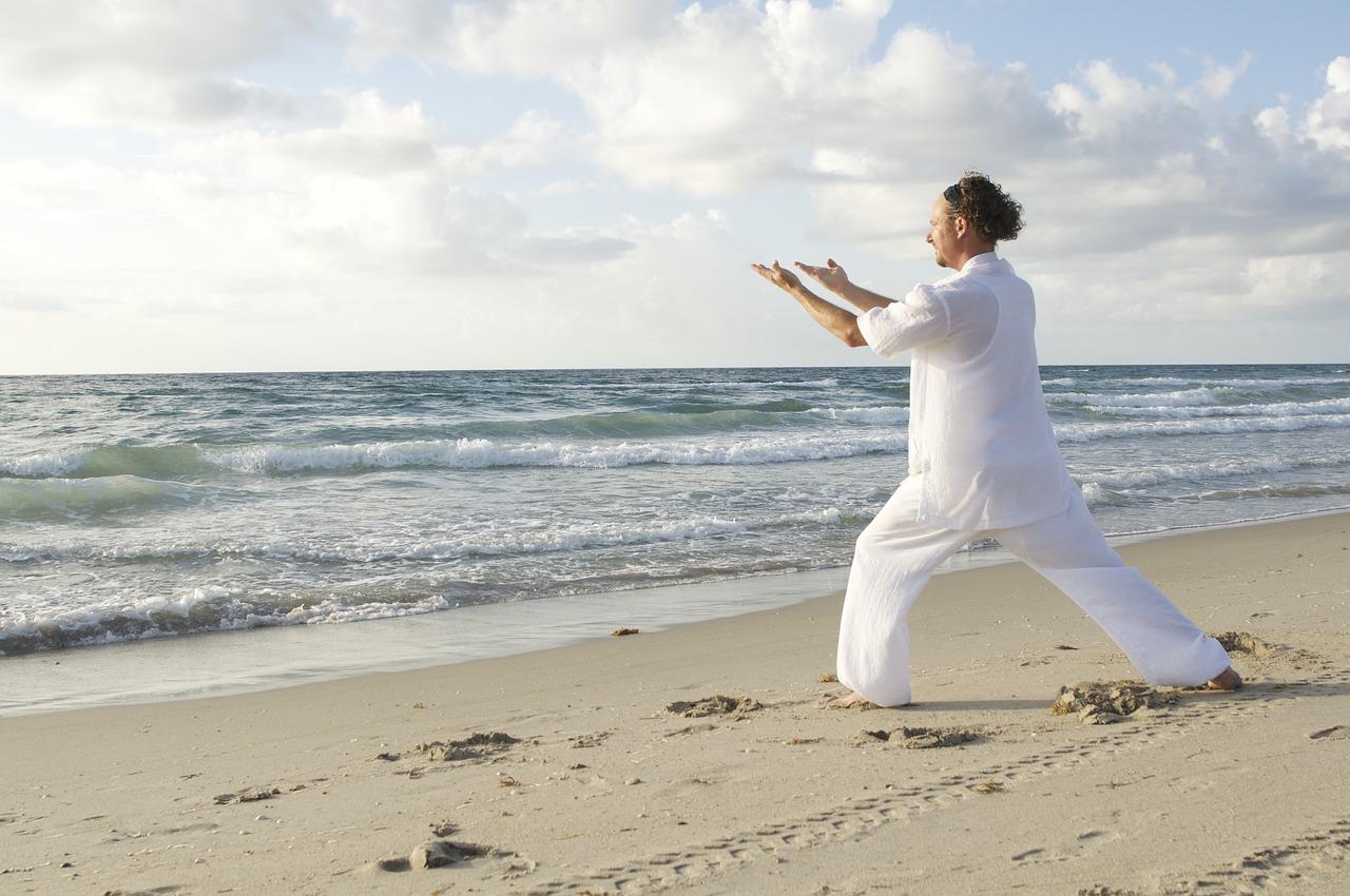 An introduction to the gentle, healing movements of Qi Gong - With Susan Grace , Shiatsu Shin Tai Practitioner
