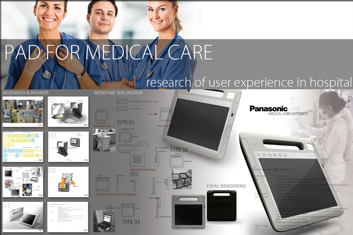 We help clients to make the research of user experience and set up a model to define how people use it more friendly.