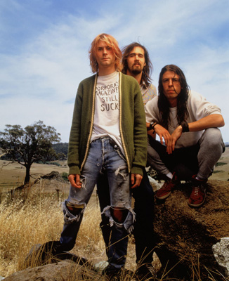 Kurt Cobain: reluctant posterboy for 'corporate'Rolling Stone Magazine