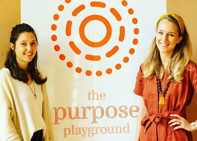 This fall, we are putting the spotlight on alumni of our Brand The Change Trainers' Programme. I always jokingly refer to our trainers as 'my snowflakes': entirely unique people, with widely different cultural backgrounds, levels of experience and fields of expertise. First up in the series are Juliette Schraauwers and Marlene Zehnter of the Purpose Playground. More on the blog - link in bio. #brandthechange #branding #brand #creatives #designerlife #designinspiration