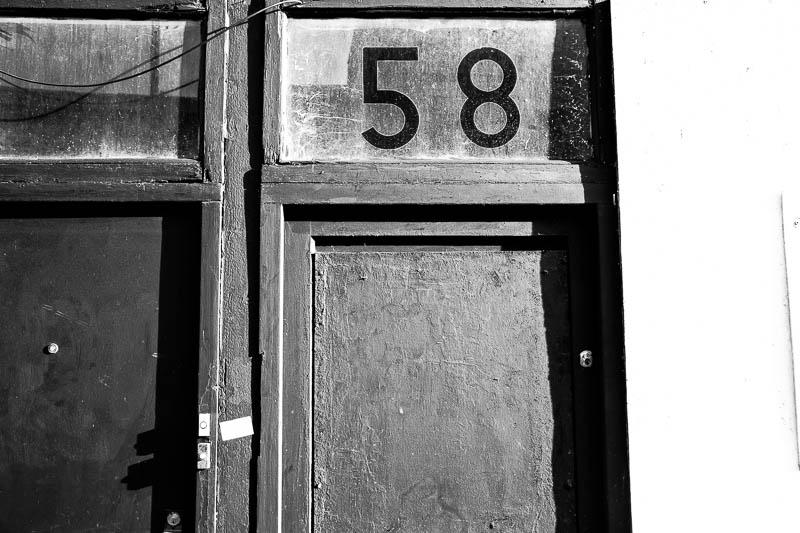 Old Market doorway, Bristol