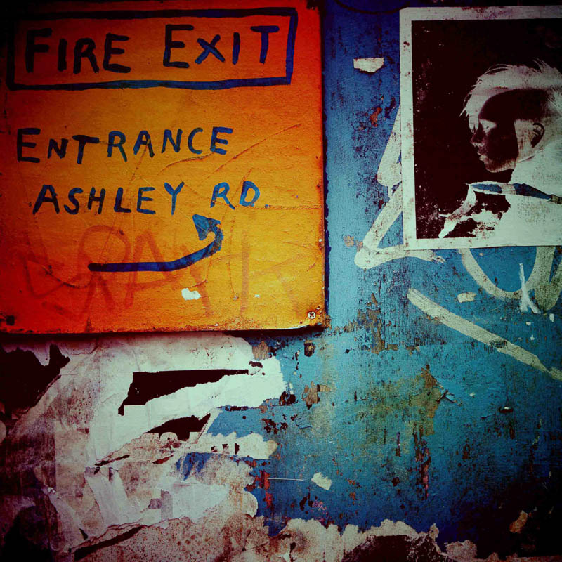 Tribute to Basquiat, Stokes Croft, Bristol