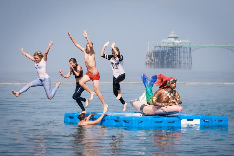 Commission for Clevedon Tides Festival