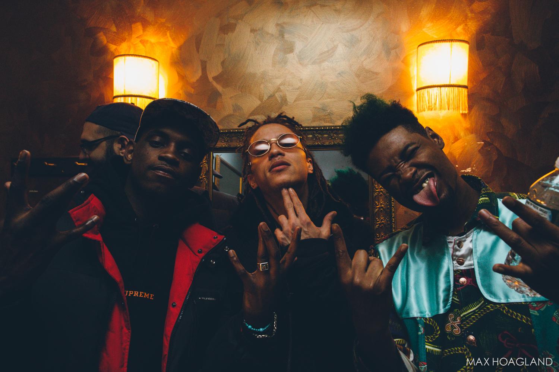 A$AP Nast x A$AP Illz x Danny Brown