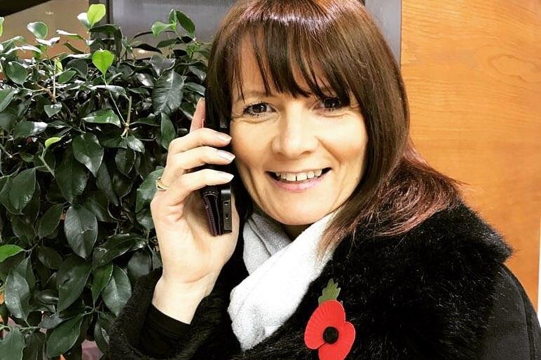 Alison (Receptionist)