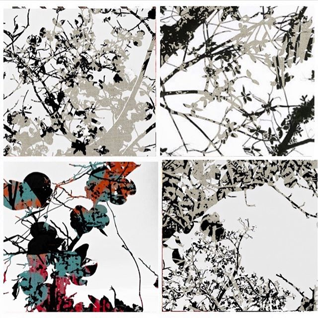 #art #artist  #miami #painting #linen #contemporaryart #acrylicpainting #monday #designer