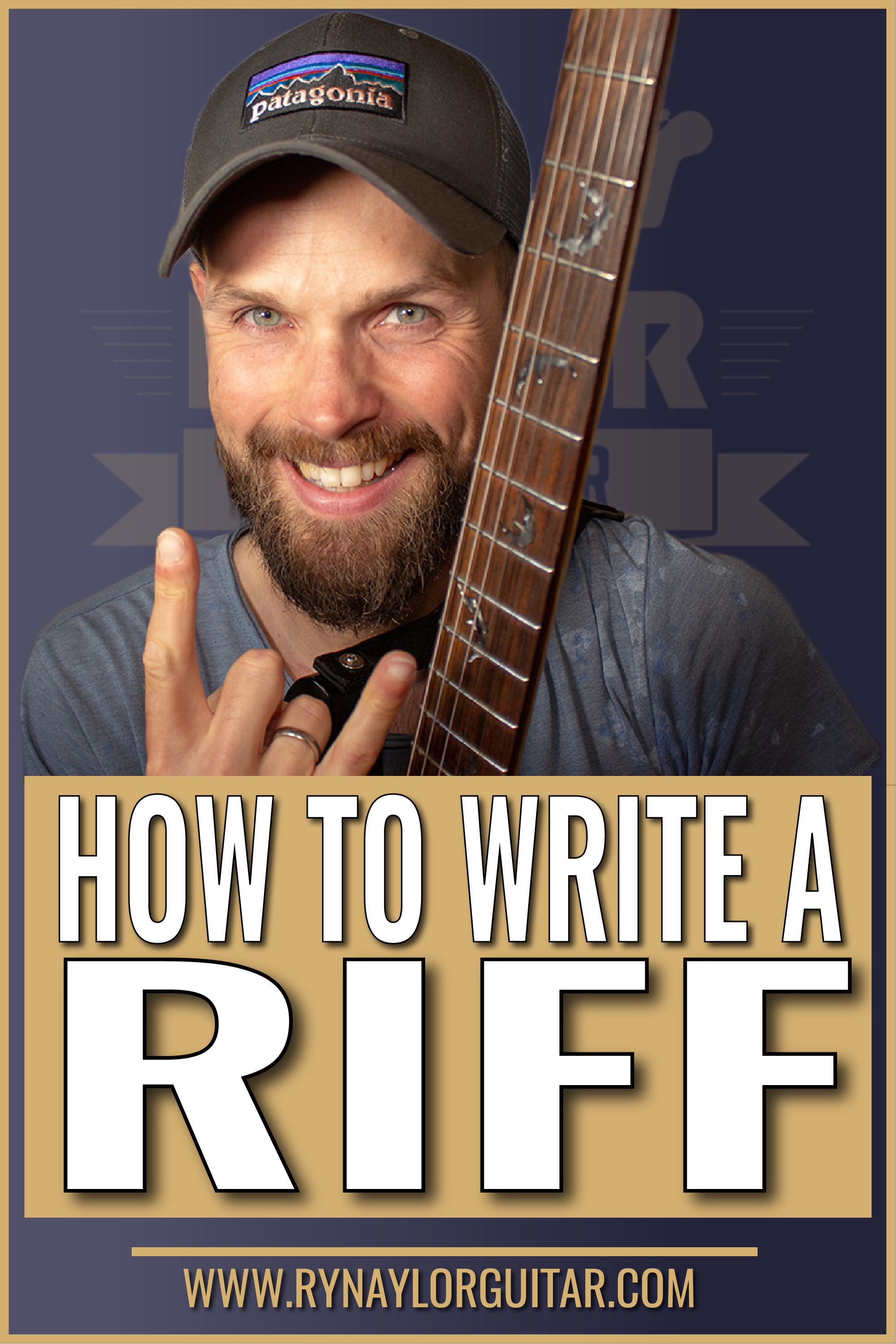 How to Write a Riff on Guitar | Metal Guitar Lesson
