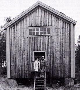 Gunni och Karl-Gustaf Westman