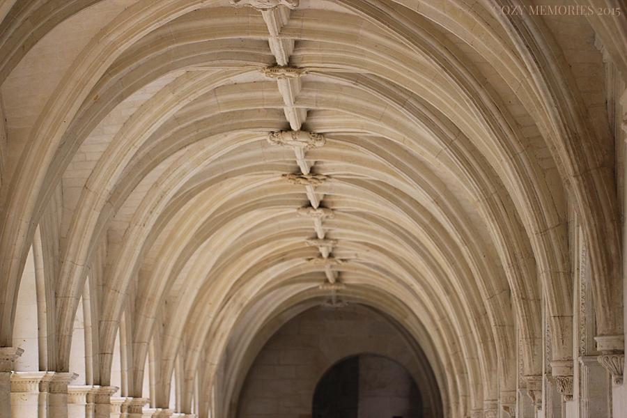 Fontevrault abbey
