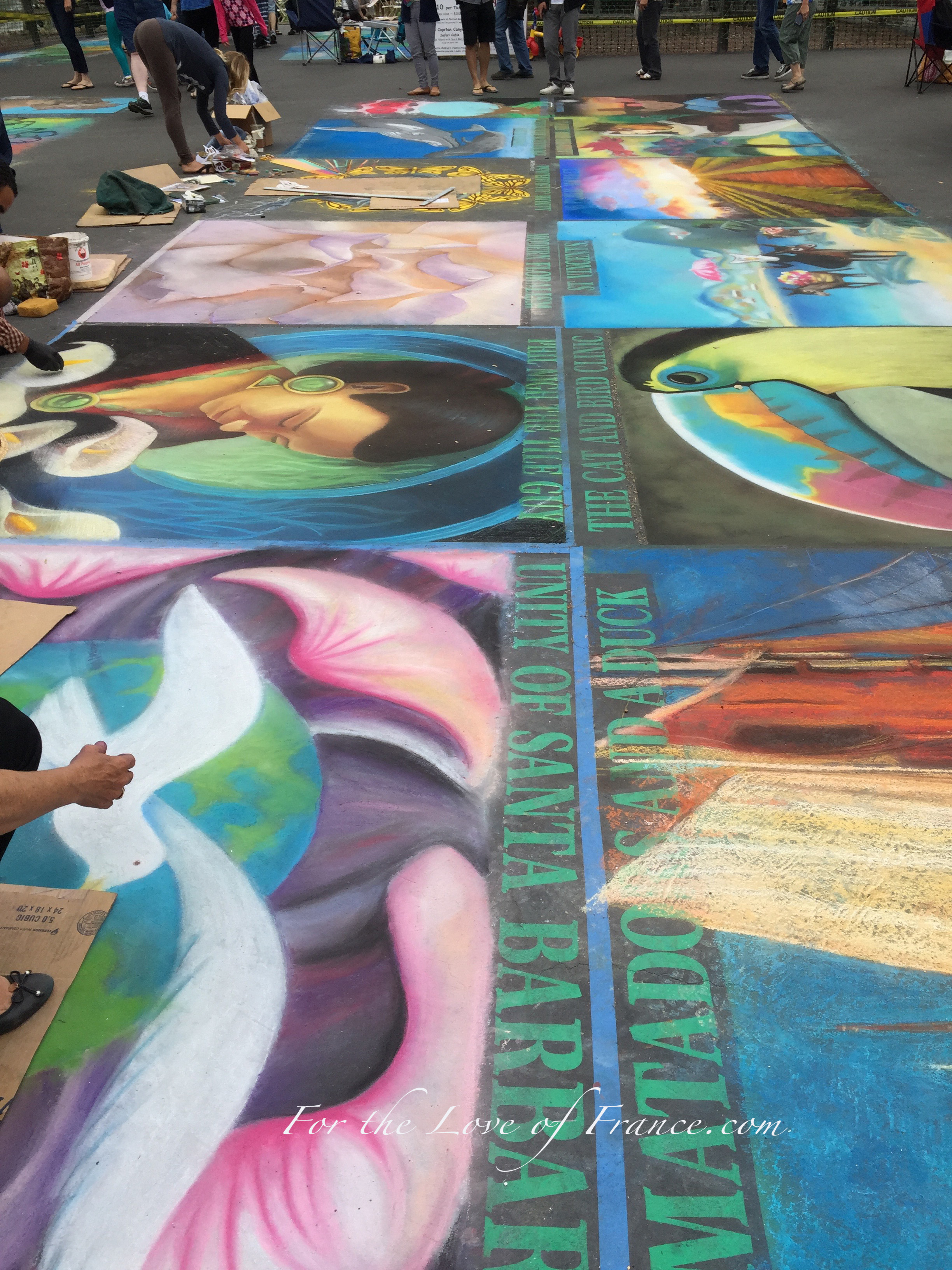 An overview of 'Il Madonnari' 2015