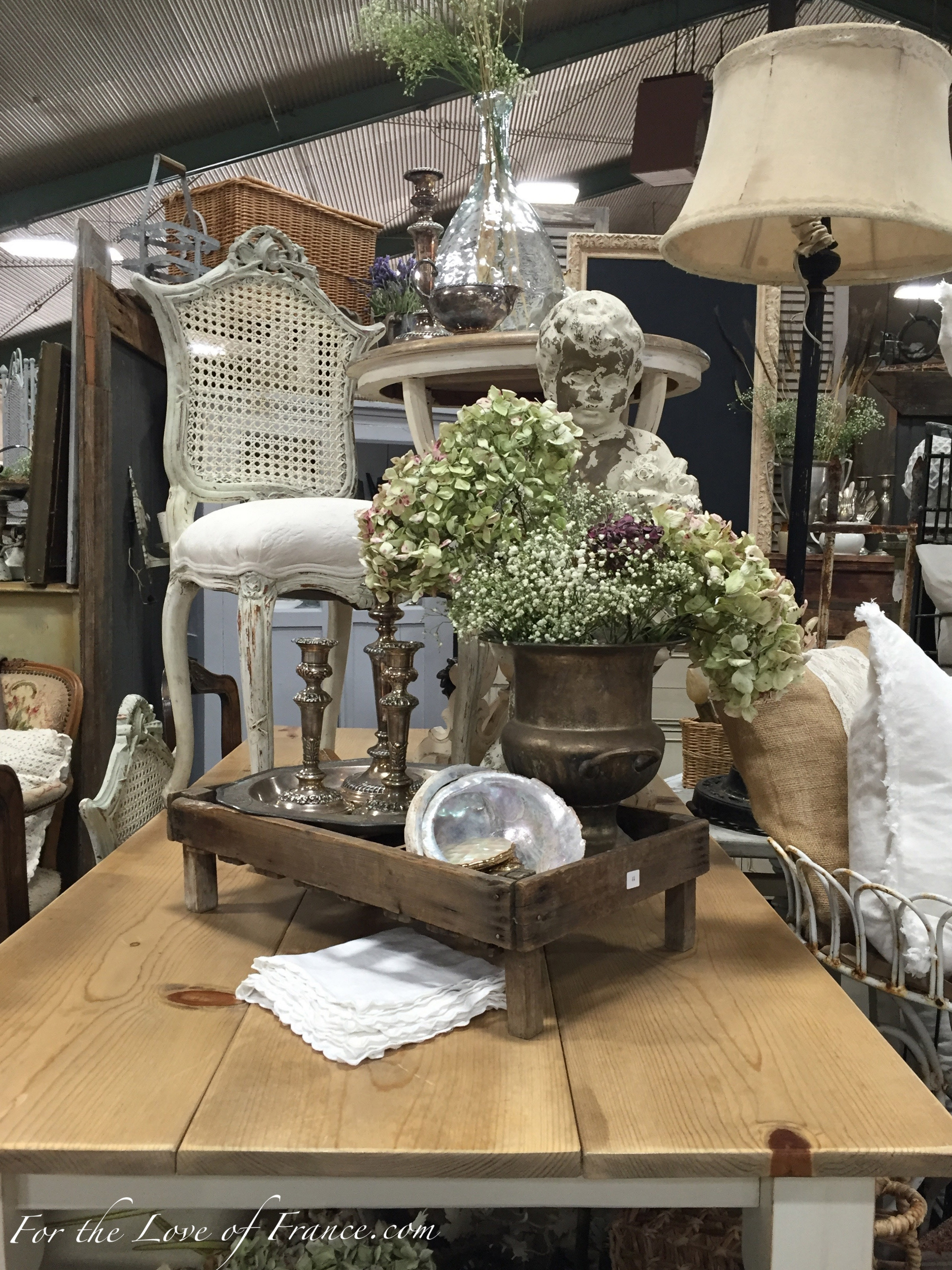 Vintage Home Decor French Country