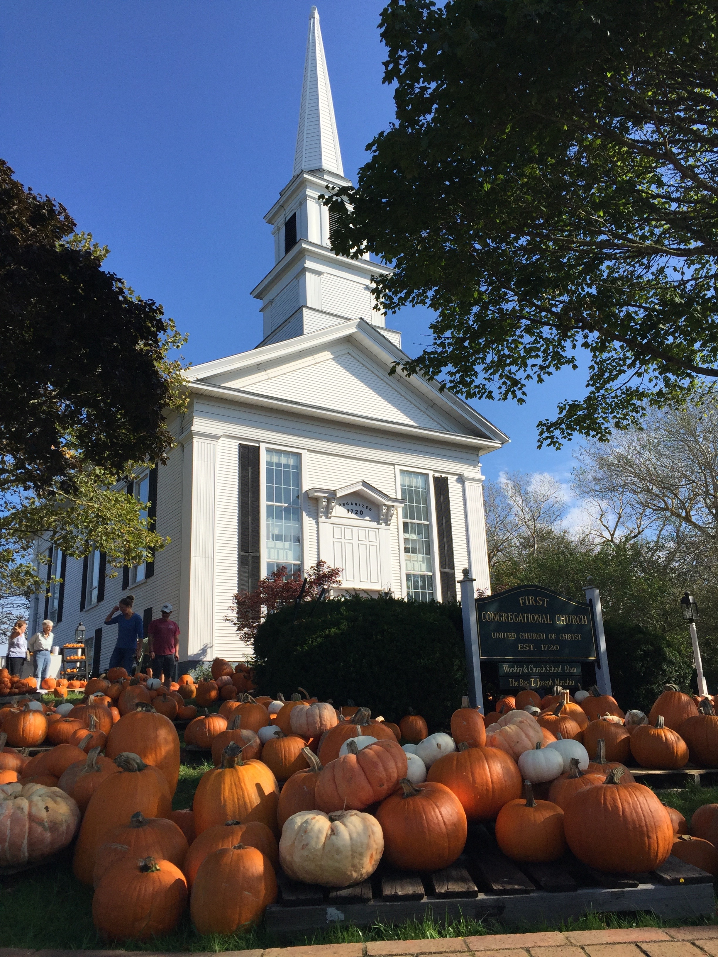 First Congregational Church Chatham MA