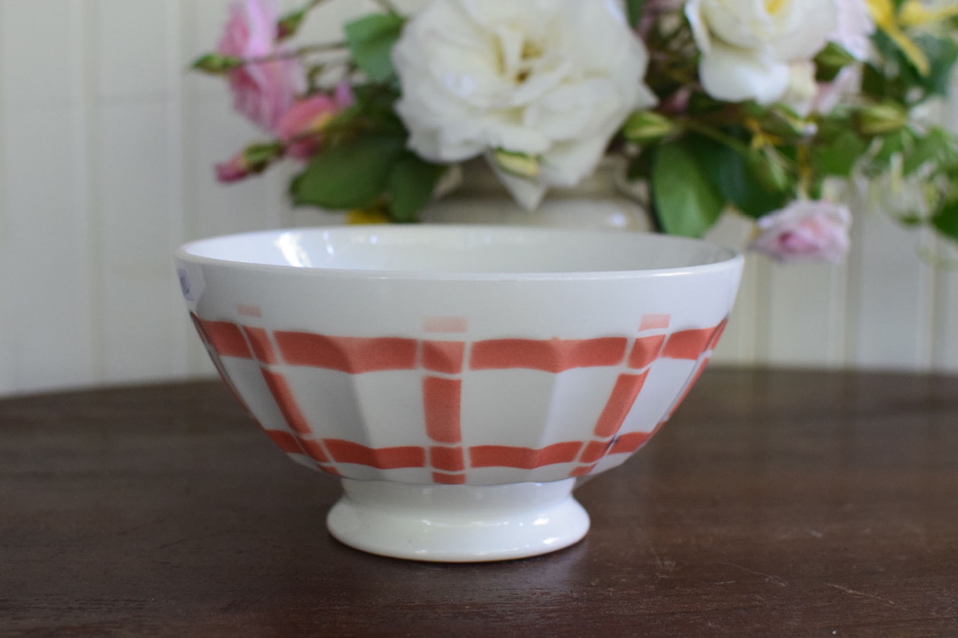 French Antiques Vintage French Decor French Linens Cafe Au ...