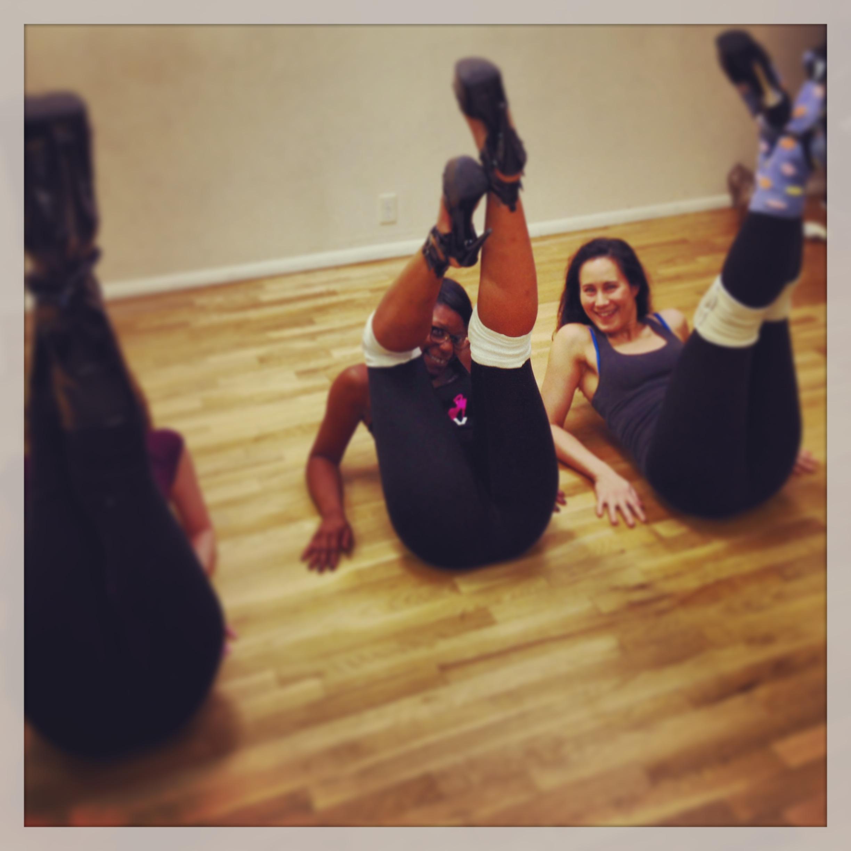Exotic Dance Floor Work Class