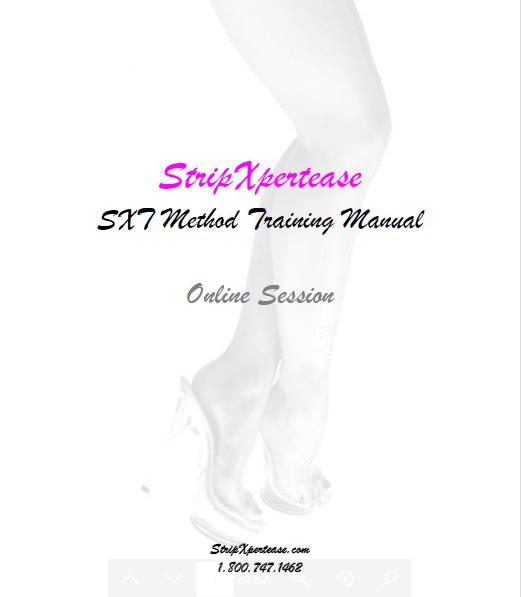 StripXpertease Teacher Training Manual page 1.png