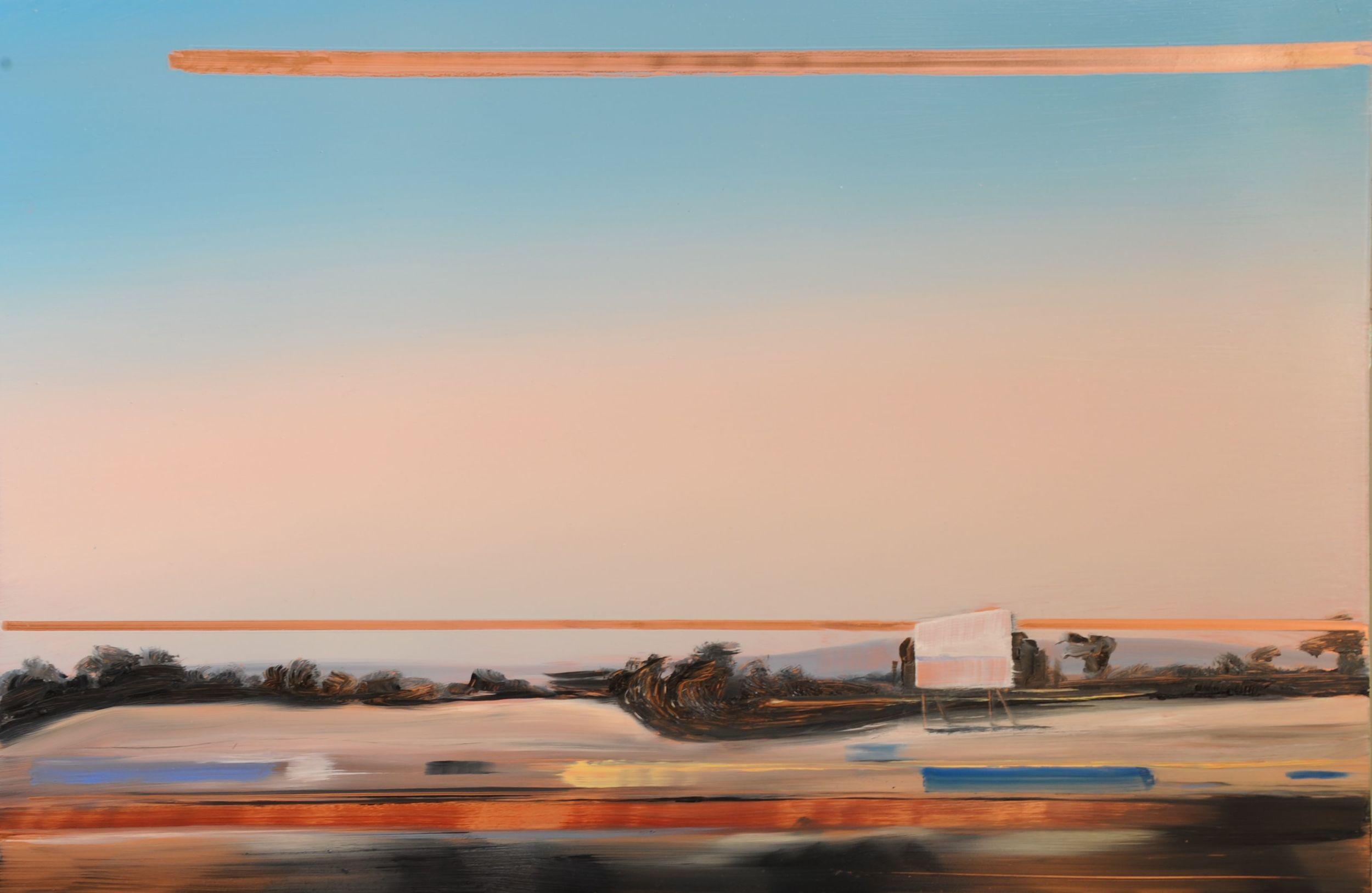 Time piece No. 12, 2012