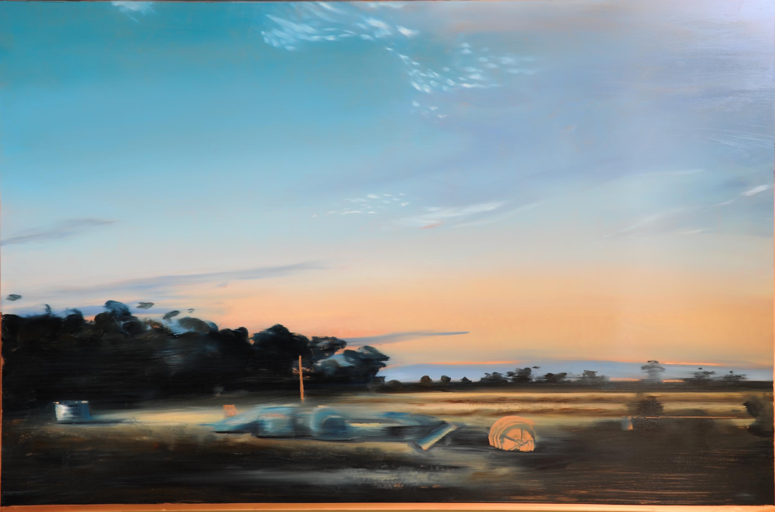 Time piece No. 8, 2012